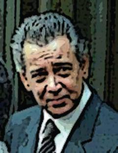 "Notorious Philadelphia / Atlantic City mob boss Nicodemo ""Little Nicky"" Scarfo"